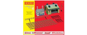 Hornby R8230 Building Accessories Pack 4